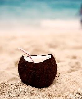 Coconut + Honey = summer perfection…