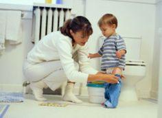 Potty Training Boys: How Can I Potty Train My Son?