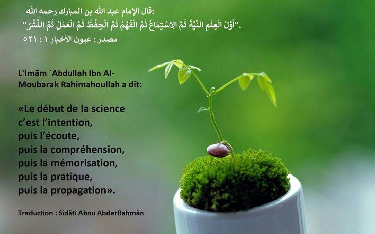 Abdullah Ibn al Moubarak