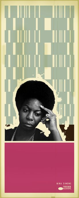 Blue note by Jerod Gibson - Nina Simone