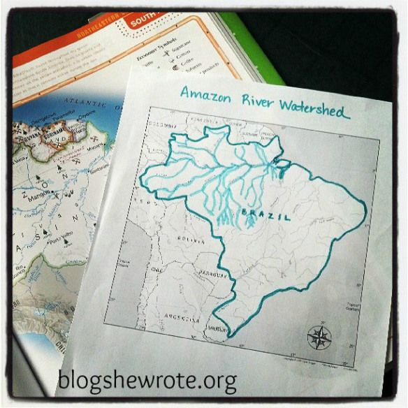 an introduction to the history and geography of brazil Among other aspects, we learned about brazilian culture, history, language,  music, geography, dance  lesson 1: an introduction to the geography of brazil.