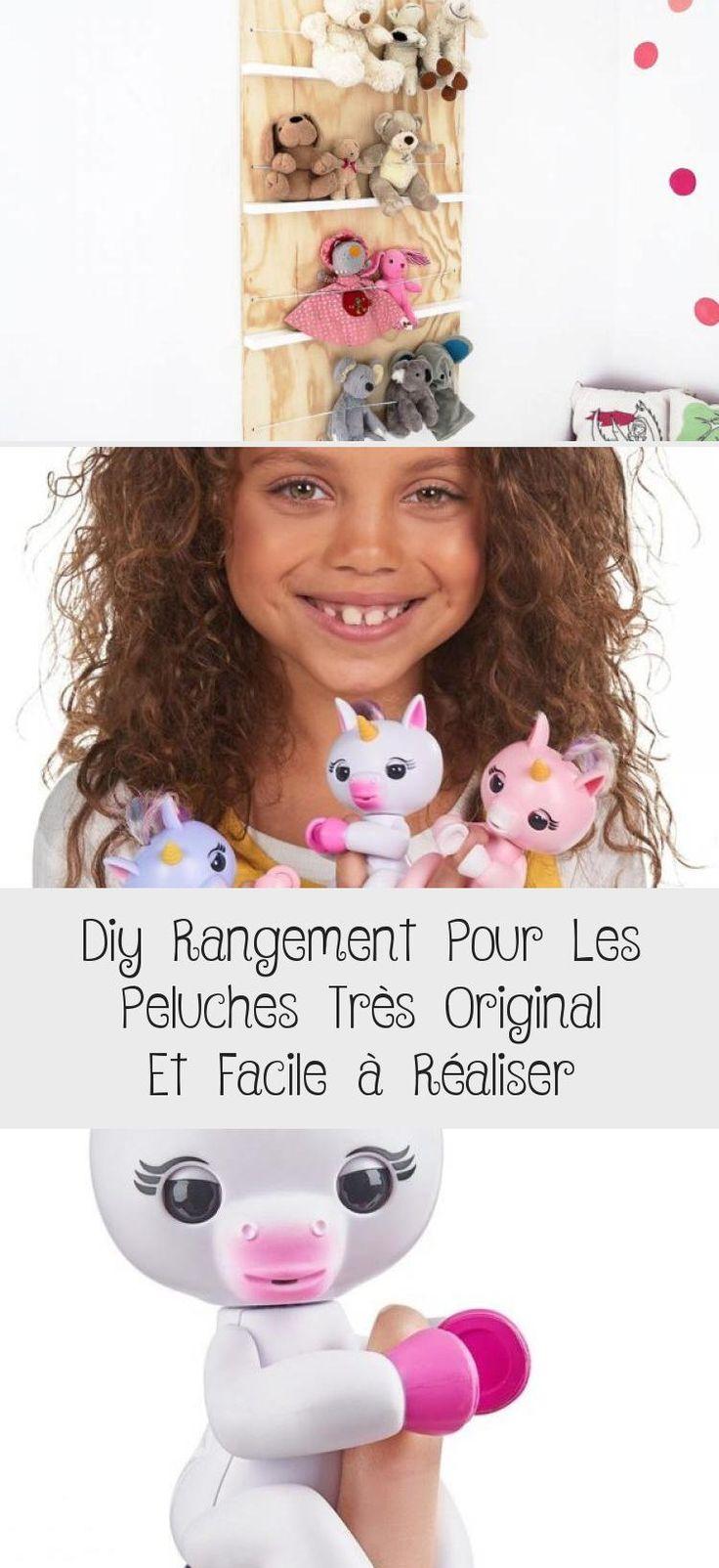 Diy Rangement Pour Les Peluches Très Original Et Facile à Réaliser - Meillereus Pins in 2020 ...