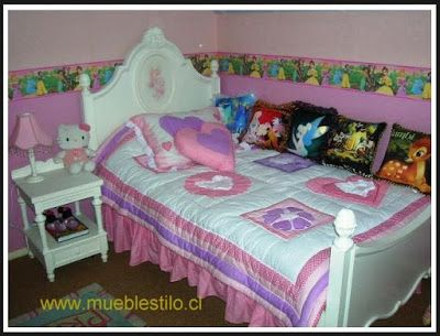 muebles de bebe: cama infantil