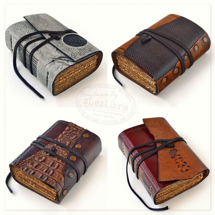 The special traveler journals... by alexlibris999.deviantart.com on @deviantART
