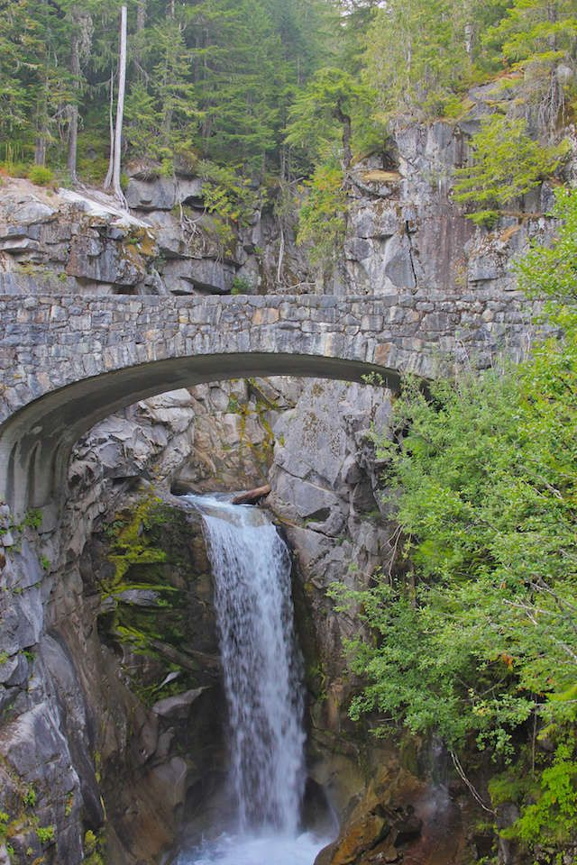 Things to do in Mount Rainer National Park that don't involve hiking Mount Rainer - great guide to hidden gems!