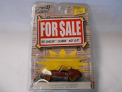 1965 Ford SHELBY COBRA 427 S/C For Sale new tires good interior will sell fast.