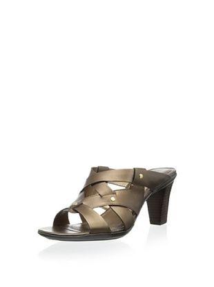 50% OFF Tahari Women's Becca Sandal (Bronze)