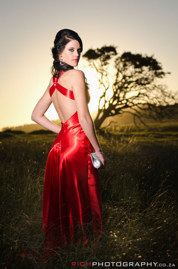 Gorgeous red Matric Farewell dress #matric #red #dress #elegant  Photography by RICH Photography