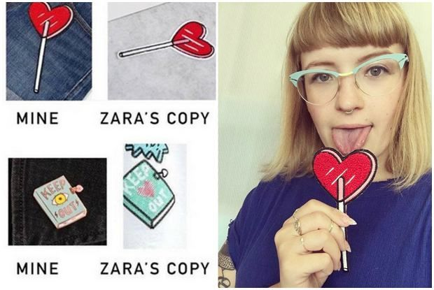 Ilustratorka Tuesday Bassen oskarżyła Zarę o plagiat swoich prac. Zdjęcia są dość wymowne, a oliwy do ognia dolała dziwna odpowiedź prawników marki. Zara już próbuje wyprostować sytuację.