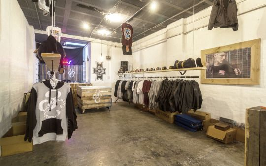 """Third Chapter """"One Fight At A Time"""" Concept Store. In this Collection we released New Hoodies, Tees, Duffle Bags, Snapbacks, Coach Jackets, Beanies, and more."""