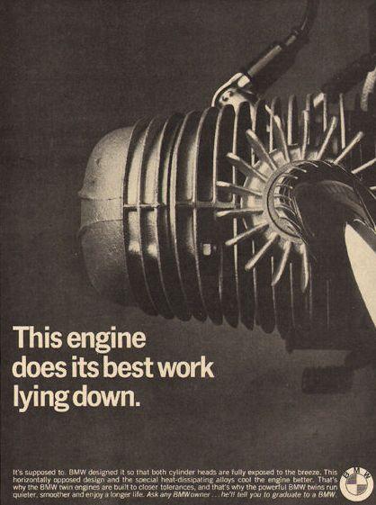 AIRHEAD - Bmw motorrad ad                                                                                                                                                                                 More