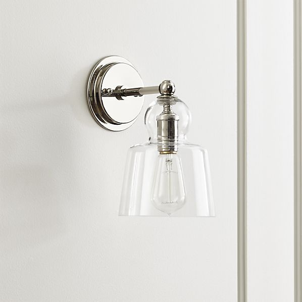Best 25 bathroom sconces ideas on pinterest Bathroom sconce lighting ideas