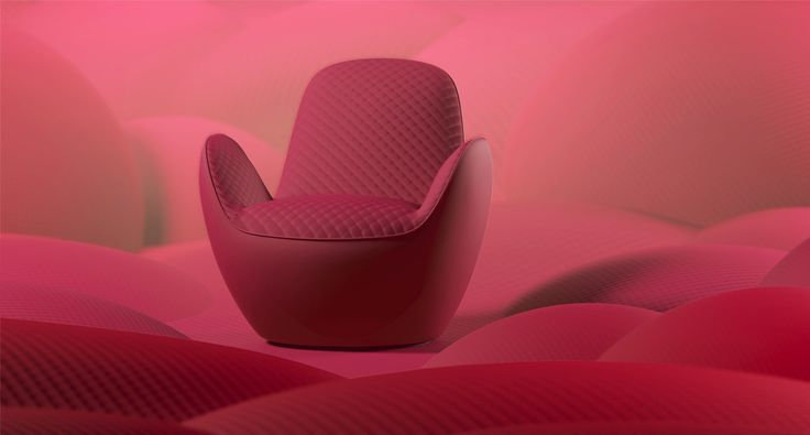 Aircell armchair sacha lakic design for roche bobois autumn winter collecti - Collection roche bobois 2015 ...