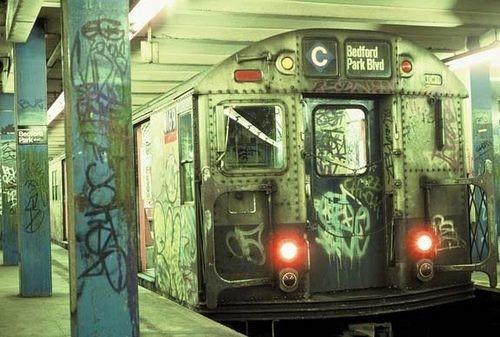 C train MTA NYC Subway Nyc subway, New york central