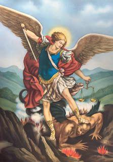 Preghiera a san Michele Arcangelo contro satana