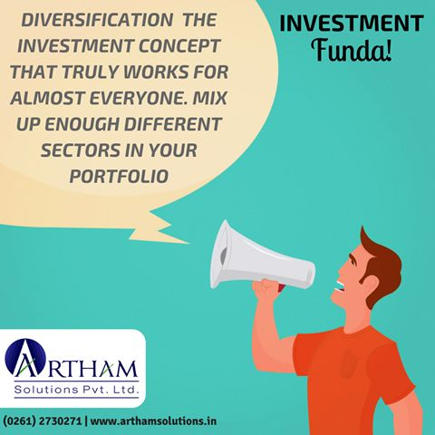 "There is nothing like a ""Hot tip"" in share market. The only way you must invest is by consulting the consultants!  #Surat #Investment"