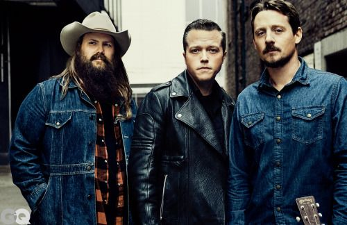 Chris Stapleton Jason Isbell and Sturgill Simpson Are Changing...