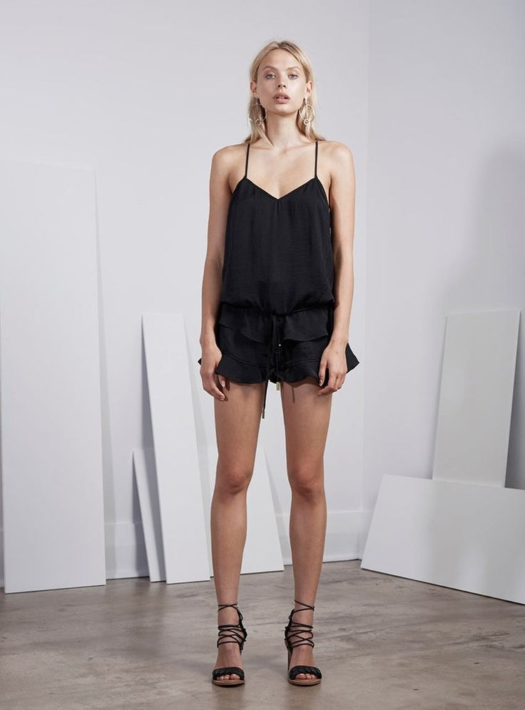 Lenny Top Black | Finders Keepers