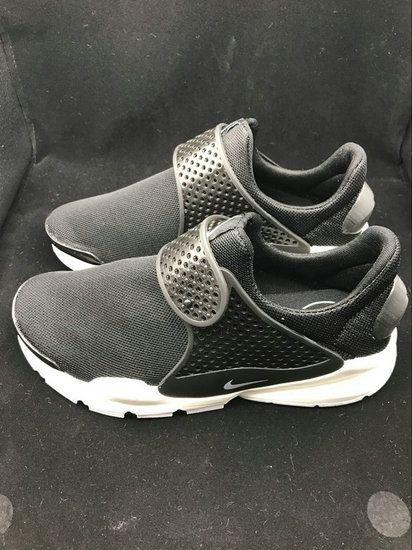 Chaussures pas cher course Nike Sock Dart Breeze Summer 2017 Dark Grey 896446  001 3232e3297e