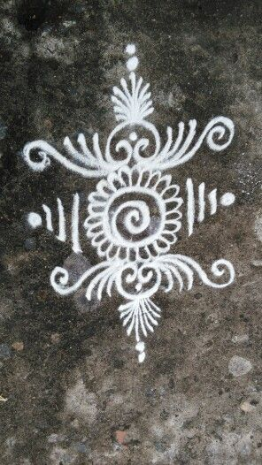 best 25+ small rangoli ideas only on pinterest | designs rangoli