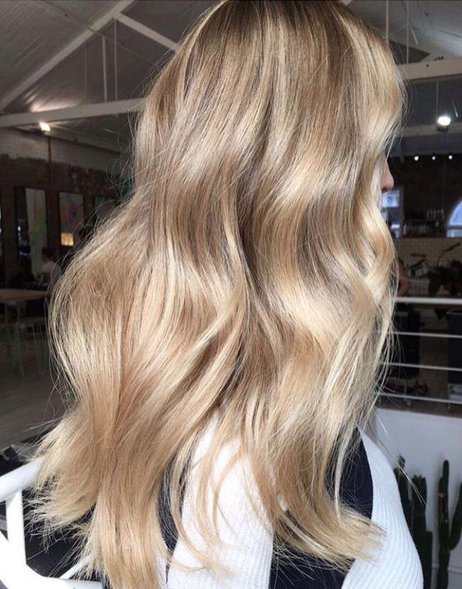 Clean Blonde Hair Fresh Olaplex Healthy Blonde Hair Treatments   #blonde #blondehair #olaplex #healthyhair #hairstyle