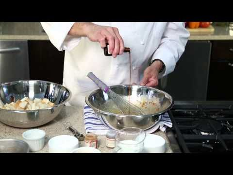 Creole Kitchen Web Series Episode 2: Steps for Making Delicious Bread Pu...