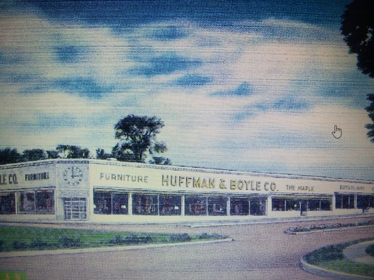 Furniture Store At Main St. And Rt. 4 West · Bergen CountyJersey ...