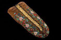 Ojibwe Moss Bag