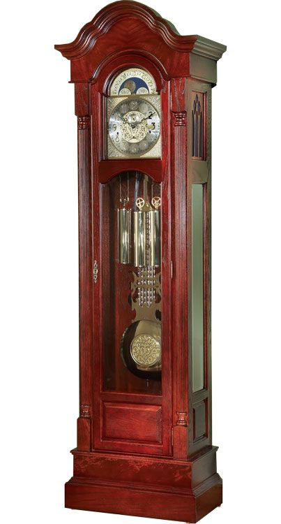 Columbia Grandfather Clock Plan - The Cooper Collection