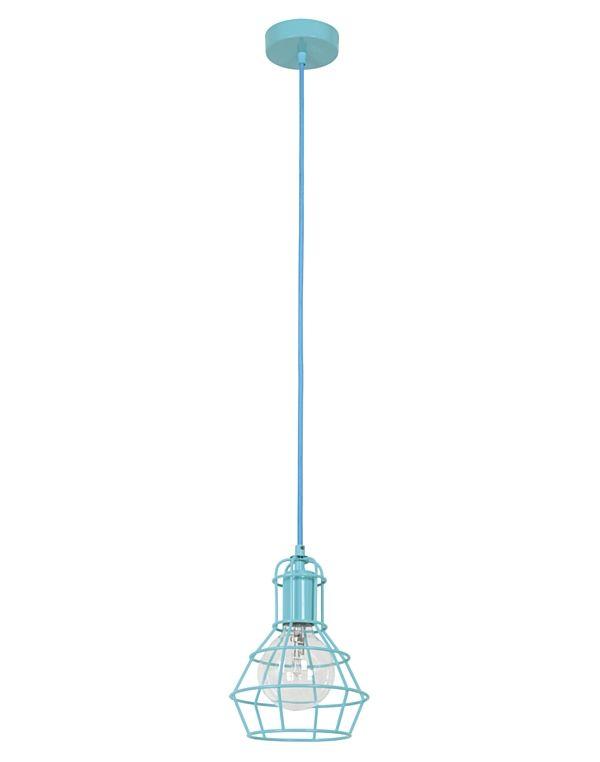 mechanics pendant aqua - Lighting Direct