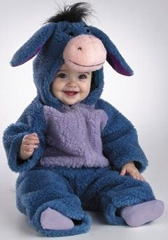 Disney Eeyore Deluxe Infant Costume $31.44