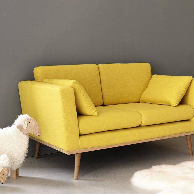 Les 25 meilleures id es de la cat gorie canap jaune sur for Canape 500 euros