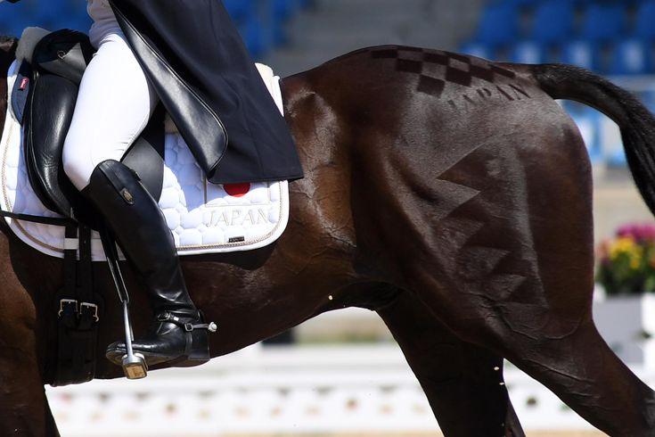 olympic rio 2016 equestrian   Japan's Ryuzo Kitajima and Just Chocolate show…