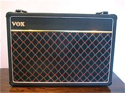 vintage vox amps | Vintage Vox Ac-15 Valve Guitar Amplifier Circa 1978 | Vintage Guitar ...
