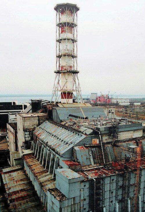 1986 Chernobyl Powerplant                                                                                                                                                     More
