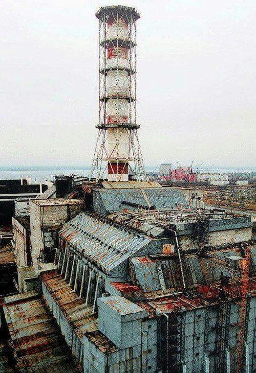 1986 Chernobyl Powerplant                                                                                                                                                     More