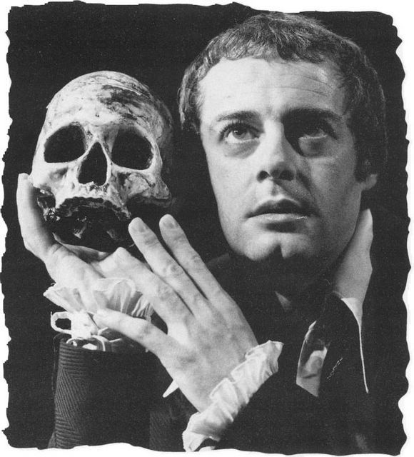 Find some connection between you and the play Hamlet.?