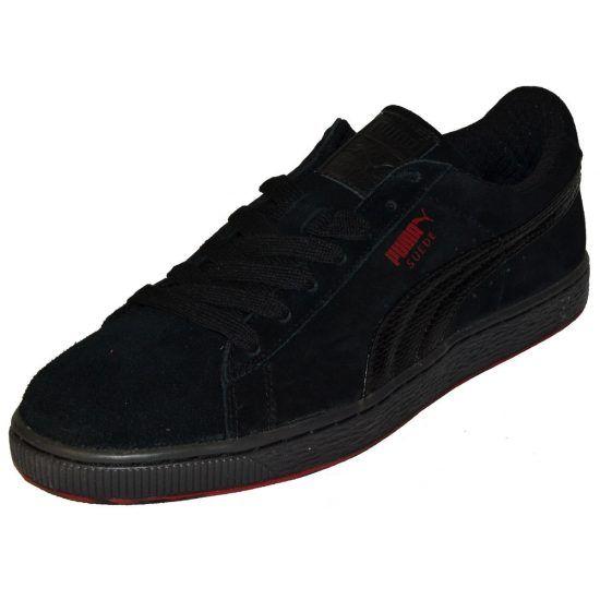 Chaussures Noires Hommes Printemps Puma Jd8Iysc3Q