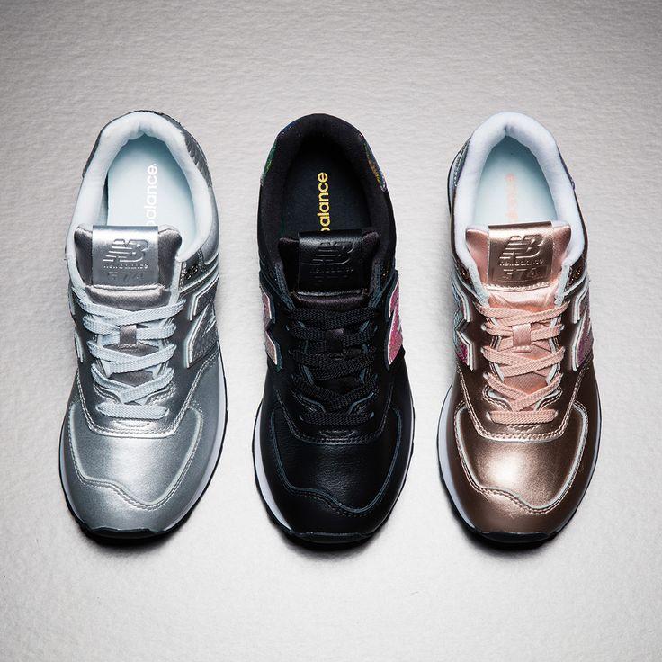 New Balance 574 Glitter Pack   SneakerNews.com   Sport shoes ...