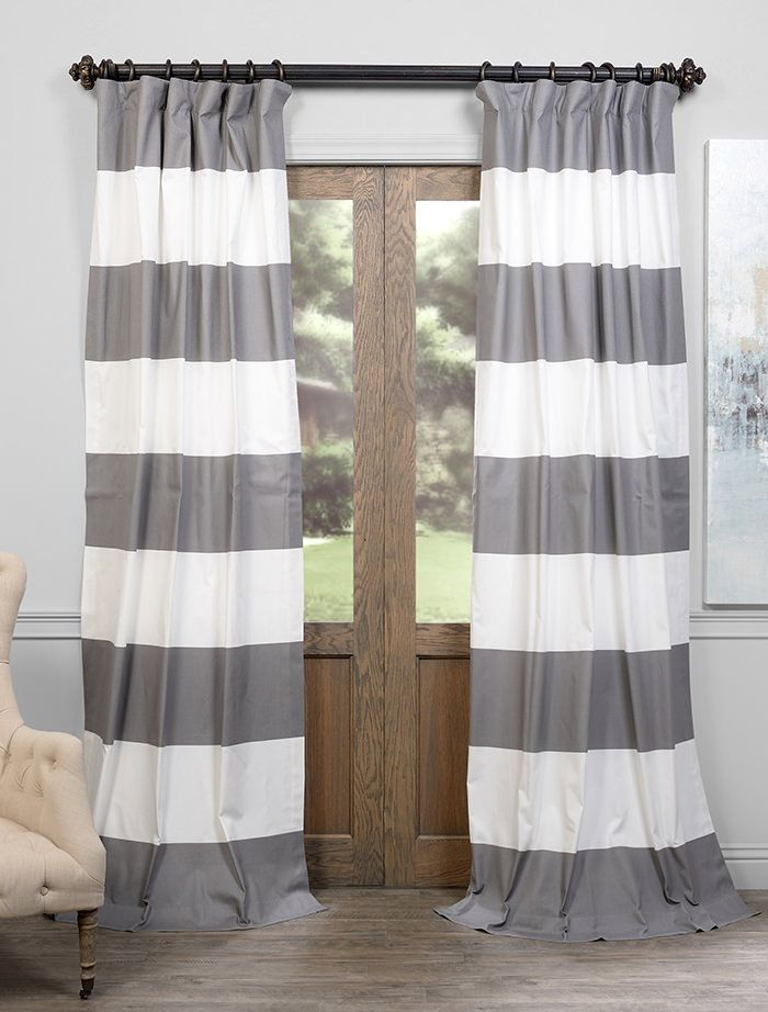 Best 25 Horizontal Striped Curtains Ideas On Pinterest Master Master Small Bedroom Colours