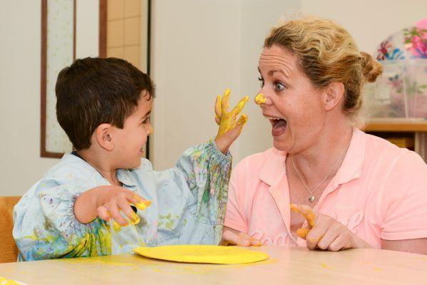 101 Foto's - Foto's voor website kinderdagverblijf