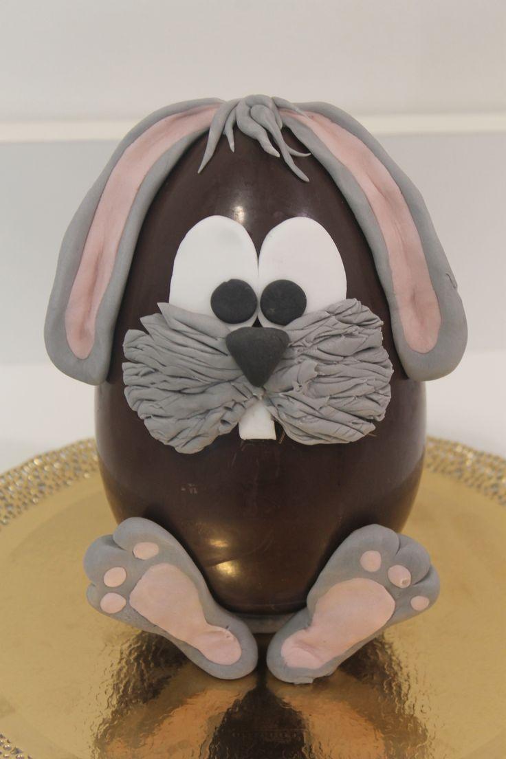 uovo coniglio