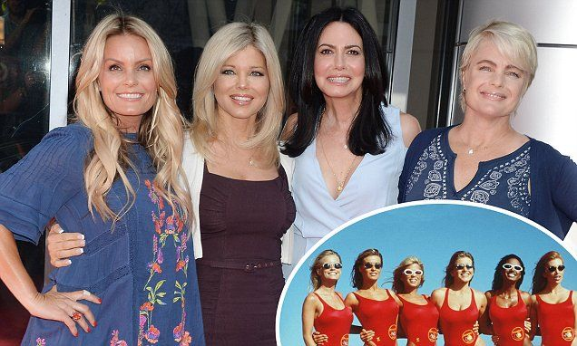 The cast of Baywatch reunite to show off age-defying looks #DailyMail \ These are some of the stories. See the rest @ http://www.twodaysnewstand.com/mail-onlinecom.html or Video's @ http://www.dailymail.co.uk/video/index.html Also here @ https://plus.google.com/collection/wz4UXB