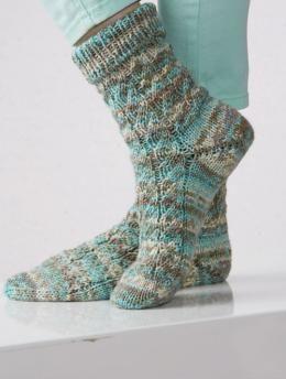 Gletscher Color Socken | Schachenmayr.com