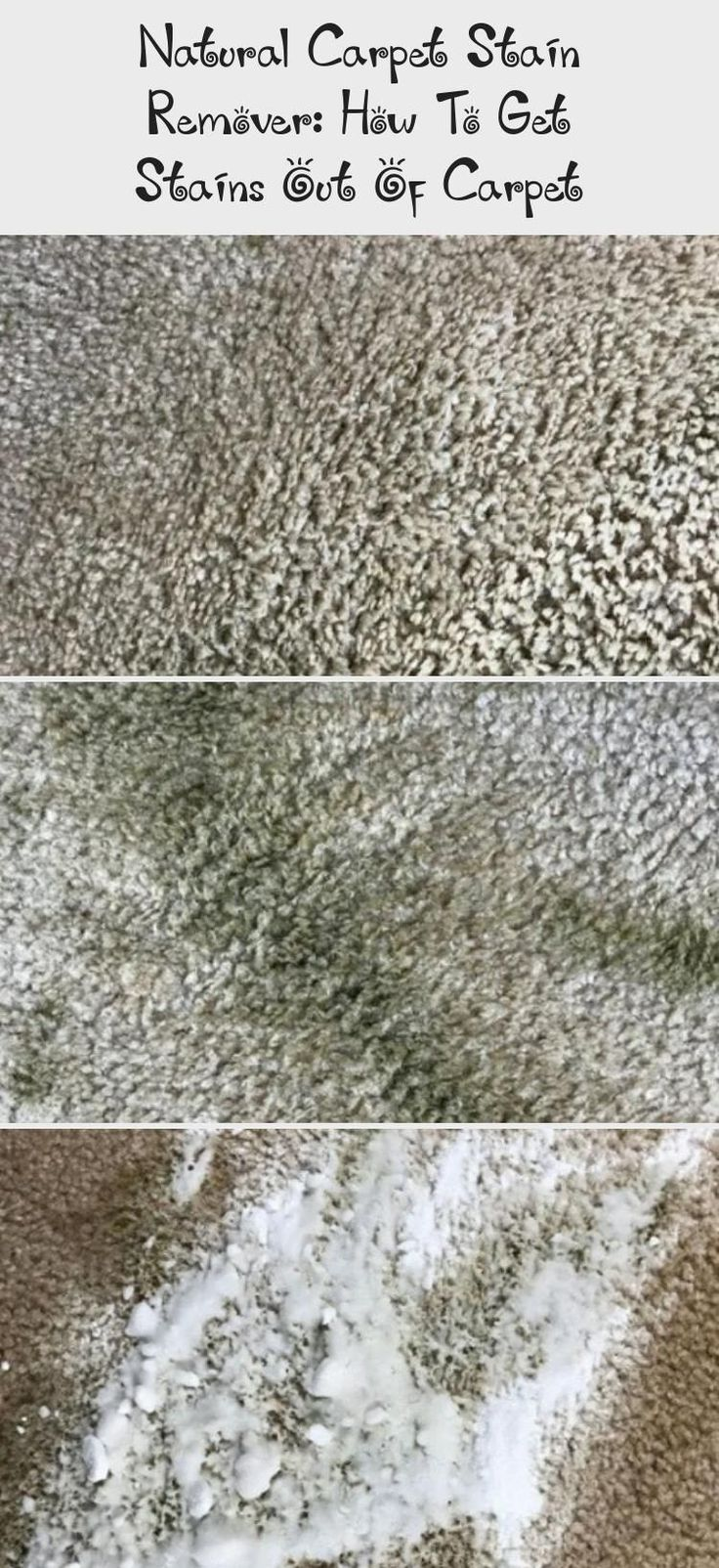 Dont be embarrassed by the stains on your carpet learn