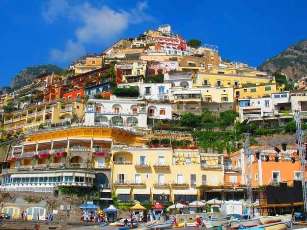 Positano | 28 Towns In Italy You Won't Believe Are Real Places