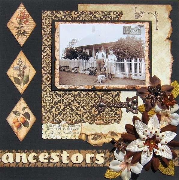 437 Best Scrapbook Hertiage Images On Pinterest Scrapbook