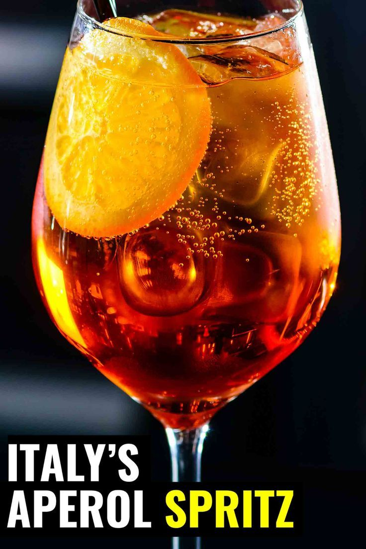 The Most Popular Drink In Italy Is The Spritz Cocktail Find Out Why It S So Popular And How To Make One C Spritz Most Popular Drinks Cocktail Drinks Recipes