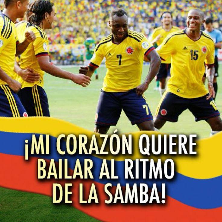 Vamos Colombiaaaaa...