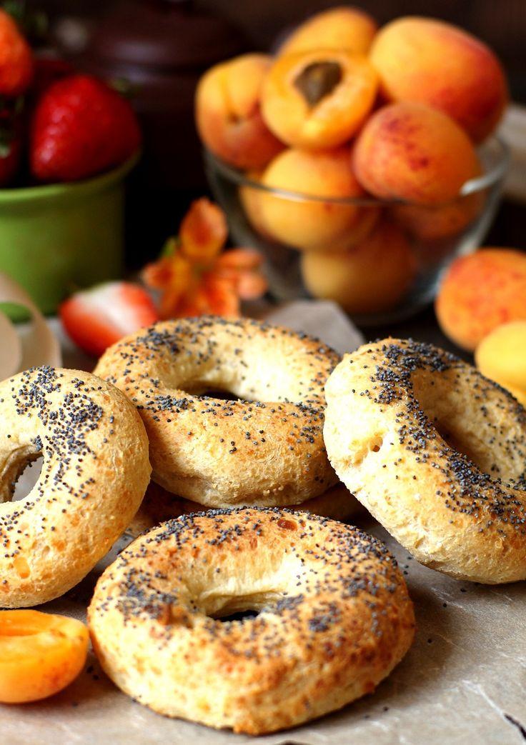 Творожные диетические ПП бублики с маком! - диетические булочки / диетические пирожки - Полезные рецепты - Правильное питание или как правильно похудеть